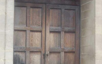 Church door revival