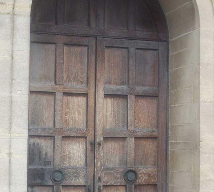Church door revival