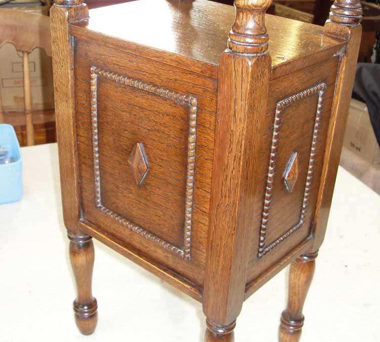 side table restoration